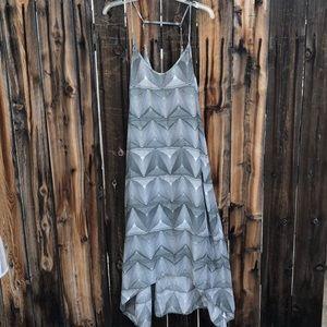 Billabongs striped maxi dress